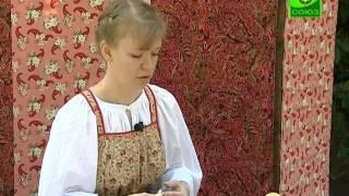 Дело по душе. Уральская роспись