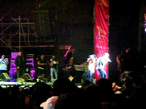 Amor Genuino Remix - De La Ghetto ( Barquisimeto 11/08/10 ) Venezuela
