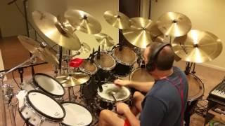 Commodores - I'm Ready (drum cover).mp3