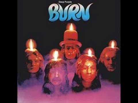 Deep Purple - Burn (studio version)