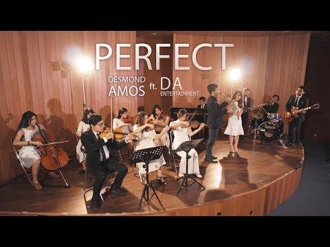 Perfect  Ed Sheeran  - Desmond Amos ft DNA