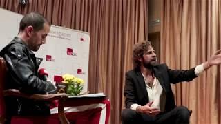 """Presentación del Libro """"ACTOS INTIMOS"""" de  SANTI SENSO en Madrid"""