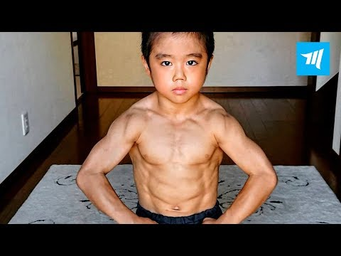 World's Strongest Kid