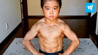World's Strongest Kid - Ryusei Imai | Muscle Madness