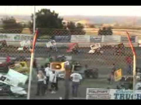 Cycleland Speedway~ Championship Day -100 lapper Open Outlaw