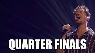 Michael Ketterer America's Got Talent 2018 Quarter Finals|GTF
