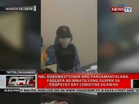 QRT: NBI, kukuwestyunin ang pansamantalang paglaya ng binatilyong suspek sa...