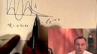 Квантовая физика. Уравнение Шредингера. Часть 2.