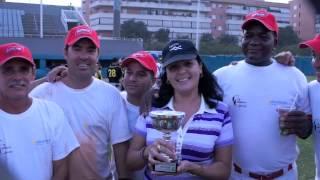 Encuentro anual de baseball Viladecans y Cubanos residentes en Barcelona.