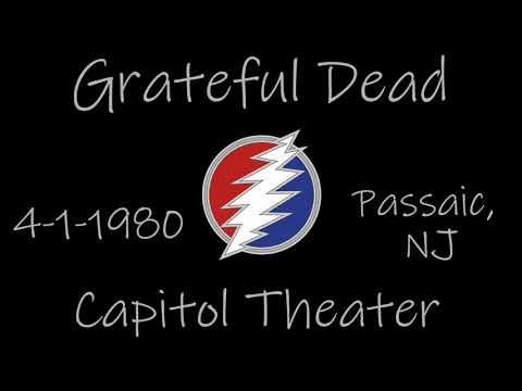Grateful Dead 4/1/1980