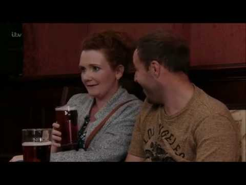 (CANADA ONLY) Missing Coronation Street Scenes Nov 23rd, 2017