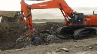 Digging Power   Hitachi EX1200
