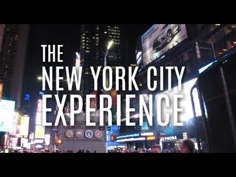 THE NEW YORK CITY EXPERIENCE | NYC Vlog