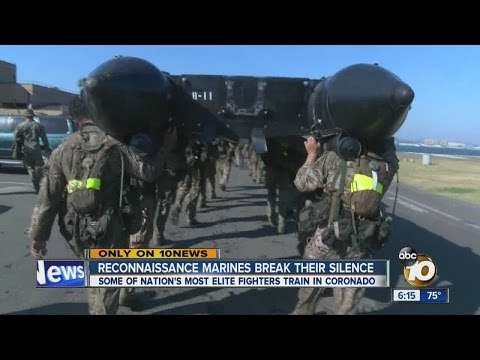 Who are the Reconnaissance Marines?