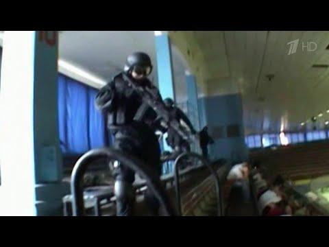 """45 лет исполняется центру спецназа ФСБ - группе """"Альфа"""", на счету которой сотни громких операций."""