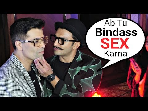 Ranveer Singh Makes Fun Of Karan Johar After Section 377 Gay Verdict
