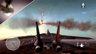 Top Gun: Hard Lock (PC) Mission 1 & 2 Turbo Gay Gameplay