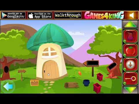 G4K Photographer Escape From Mushroom House Game Walkthrough