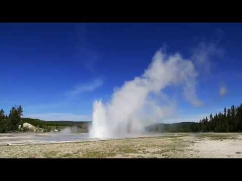 Daisy Geyser, Yellowstone