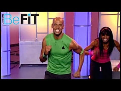 Billy Blanks Jr Bootcamp Cardio Dance Workout