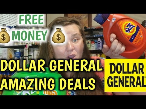 🏃♀️FREE HURRY MUST SEE🏃♂️DOLLAR GENERAL DEALS PLUS SO MUCH MORE