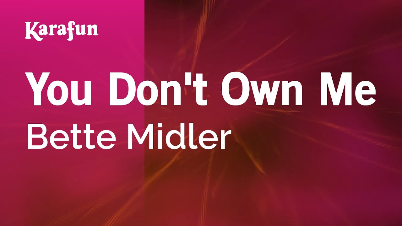 bette midler all i need to know mp3 download