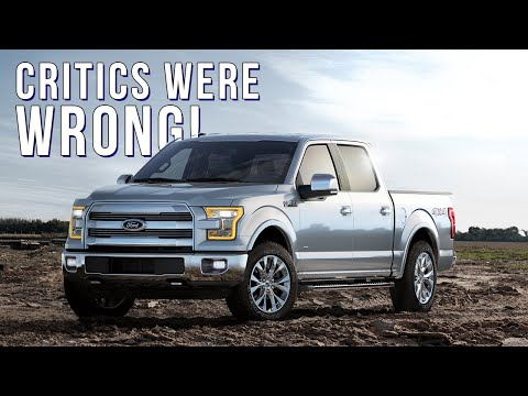 Shocking! Aluminum Ford F-150 Repair Costs vs Steel Pickups