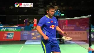 the star australia open 2015   badminton qf match 1 md