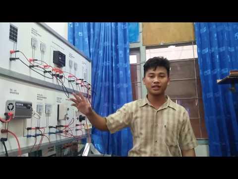 Instalasi Panel Surya
