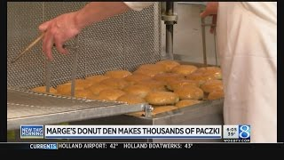 Bakeries making thousands of paczkis for Fat Tuesday