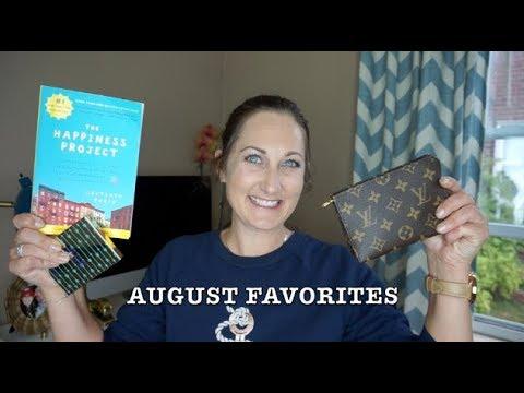 August Favorites, 2017
