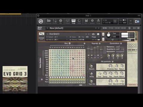 Spitfire Audio Evo Grid 3 Kontakt String Library Walkthrough