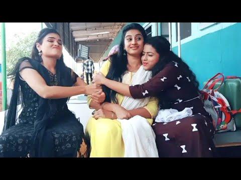 Suryavamsham Serial Tik Tok ft. Meena Mythili Geethanjali