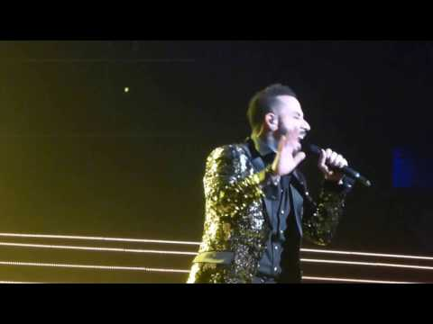 Backstreet Boys Las Vegas - 3/1/17: I'll Never Break Your Heart