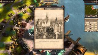 Patrician IV Steam Special Edition Gameplay [ HD ]