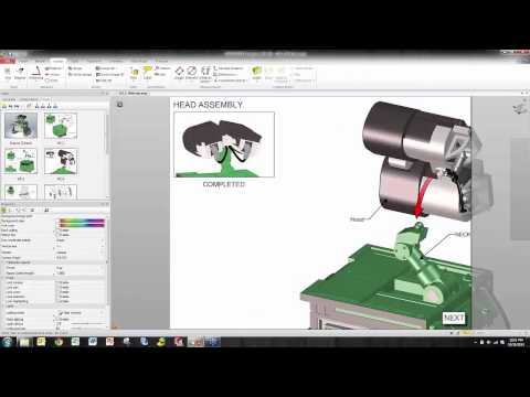 SOLIDWORKS Composer - Create Interactive Documents