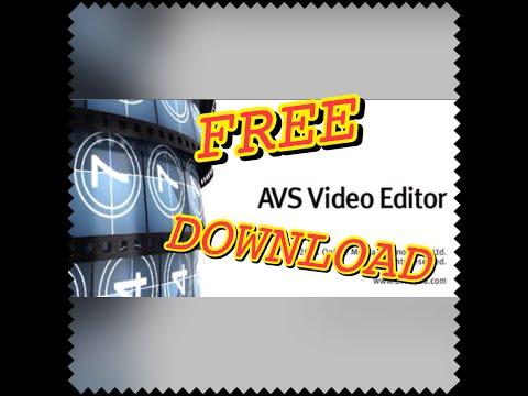 Come installare AVS Video Editor 7.1 GRATIS [CRACK ITA]