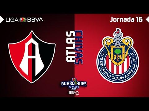Atlas Guadalajara Chivas Goals And Highlights