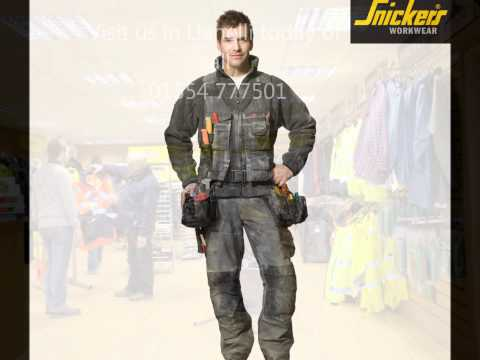 Snickers Workwear at Toppers Wales, Llanelli