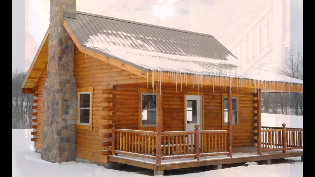 Log homes and cabins 2015 youtube for Log house plans free