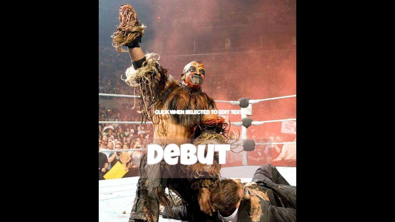 Download WWE Boogeyman Debut