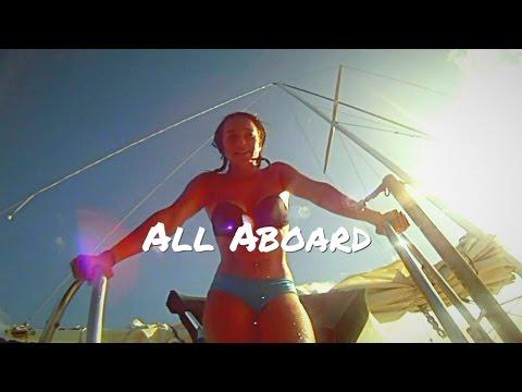 SV Aulani Aloha Emerges from Dry Dock | Sailing Offshore Oregon, Big Waves, Dolphins