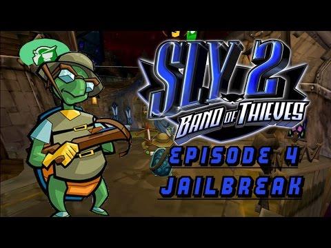 Sly 2 - Episode 4 - Jailbreak - No Commentary 1080p60fps