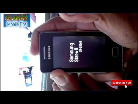 Samsung Star 2 Gts5263 Hard Reset Full Detalis 2018 Urdu/hindi