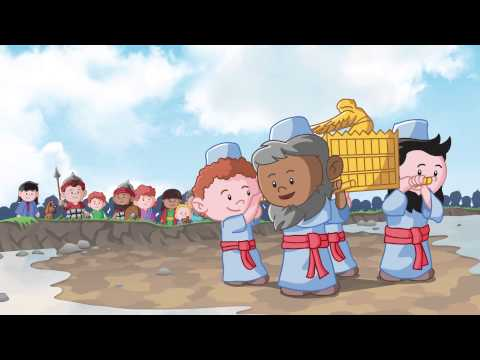 Joshua - Little Bible Heroes animated children's stories