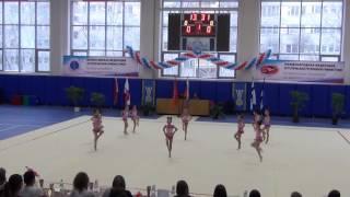 Aura Marengo Krasnodar Neeva Tähed 2016 miniklass 6-8 1.katse