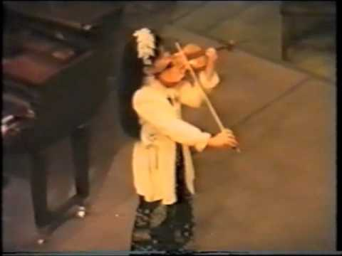 Nazrin Rashidova | Paganini - Sonata No.12 (1995)