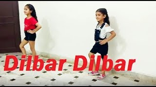 Dilbar Dilbar Dance Cover By Siya and Mini