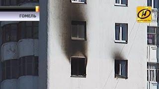 Мужчина заживо сжёг себя, жену и беременную дочь