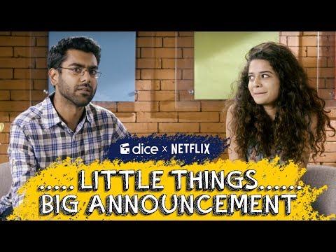 Dice Media + Netflix | Little Things Season 2 Streaming Soon On Netflix | Ft. Mithila and Dhruv